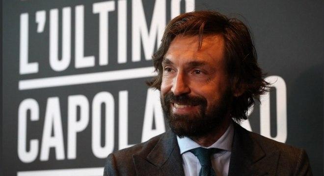 Após demissão de Maurizio Sarri, Pirlo é o novo técnico da Juventus