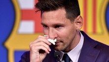 Messi é esperado em Paris para assinar com o PSG, informa jornal