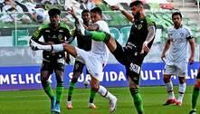 América-MG bate o Fluminense e volta a vencer no Brasileirão