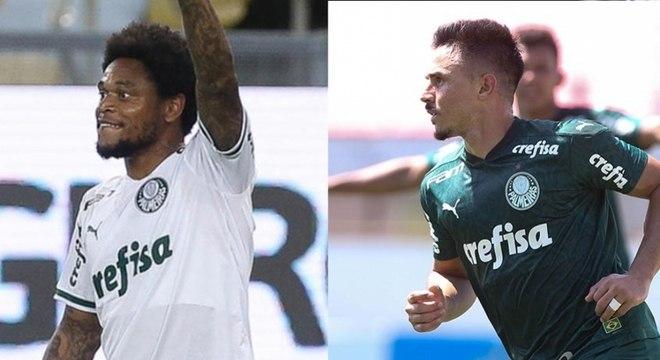 Luiz Adriano e Willian são os destaques do setor ofensivo