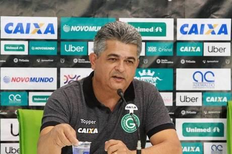 Ney Franco esteve recentemente no Goiás