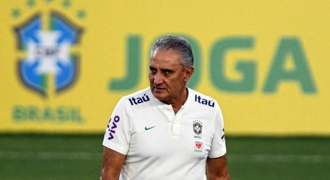 Tite não escondeu time titular para partida contra Bolívia na Neo Química Arena