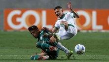 Palmeiras tem maior número de derrotas em quatro anos