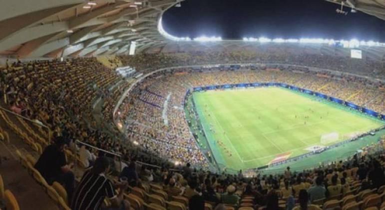 Jogo contra o Uruguai será o primeiro da seleção com torcida em dois anos