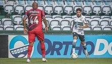 Coritiba e Athletico fazem clássico sem gols no Couto Pereira
