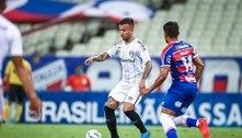 Na estreia de Enderson Moreira, Fortaleza e Grêmio só empatam