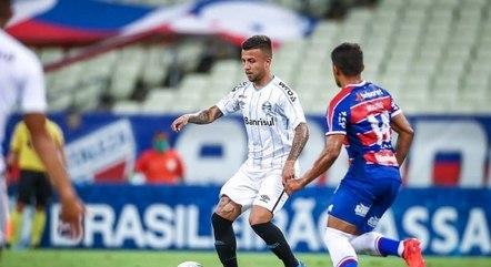Fortaleza e Ceará fizeram jogo morno