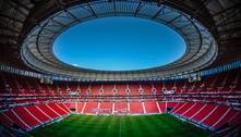 Pela primeira vez, Mané Garrinha será sede de finais disputadas pelo Palmeiras