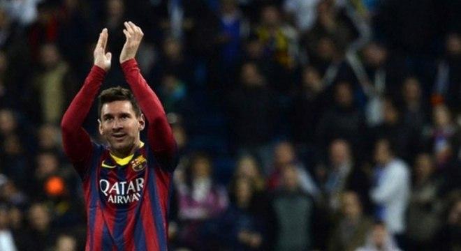 O dono de todos os recordes: como Lionel Messi chega ao El Clásico desta temporada