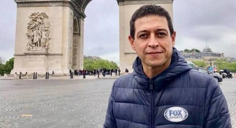 Fernando Caetano estava com 50 anos