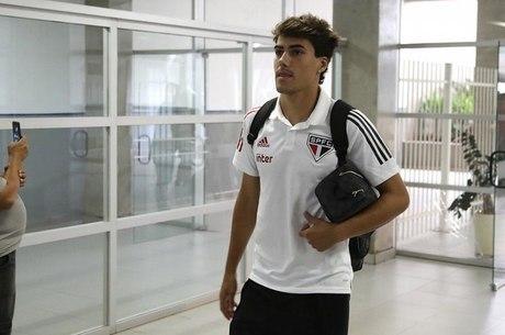 Igor Gomes está tirando passaporte português