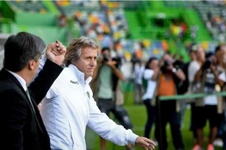 Jorge Jesus treinou Sporting após comandar Benfica