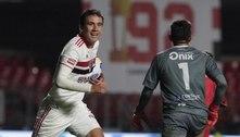 100 jogos e hat-trick: a noite mágica de Pablo com o São Paulo