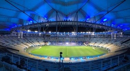 Maracanã terá presença limitada de torcedores