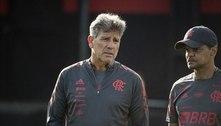 Primeira derrota com Renato freia empolgação no Flamengo