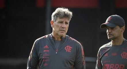 Renato Gaúcho conheceu primeira derrota no clube