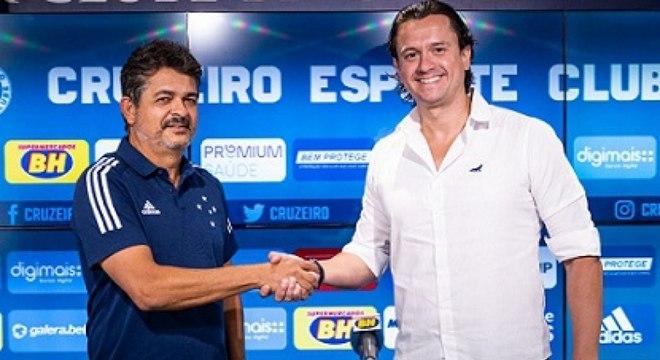 Ney Franco fica no Cruzeiro até o fim de 2021