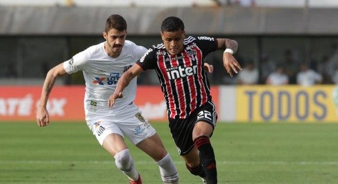 Everton é um dos jogadores mais importantes do São Paulo nesta temporada