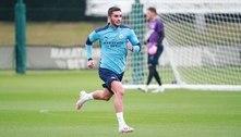 Jogador do Manchester City diz que testou positivo para a Covid-19 duas vezes em nove meses