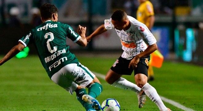 Clássico contra o Palmeiras pode ser decisivo para Corinthians