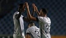 Botafogo goleia o Moto Club e se classifica na Copa do Brasil
