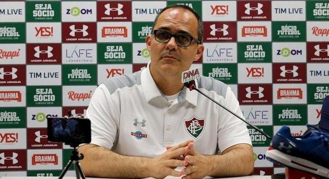Eleição foi adiantada no Fluminense