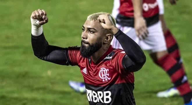 Gabigol é um dos principais jogadores do Flamengo na atualidade