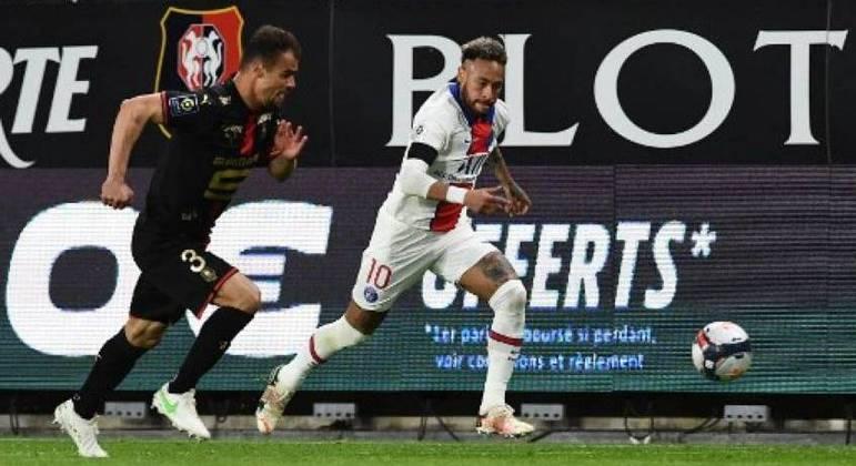 """Neymar é detonado por imprensa francesa:  """"Se divertiu sozinho, esqueceu dos companheiros"""""""