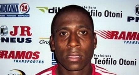 Diogo defendeu o Flamengo em 2004