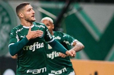Zé Rafael fez o gol da vitória do Palmeiras
