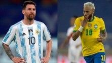 Copa América: Neymar e Messi são eleitos os melhores jogadores