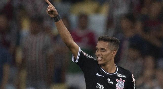 Pedrinho tem sido muito participativo no Corinthians nesta temporada