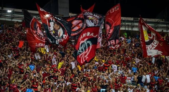 Flamengo é o líder do Campeonato Brasileiro com 39 pontos na 18ª rodada