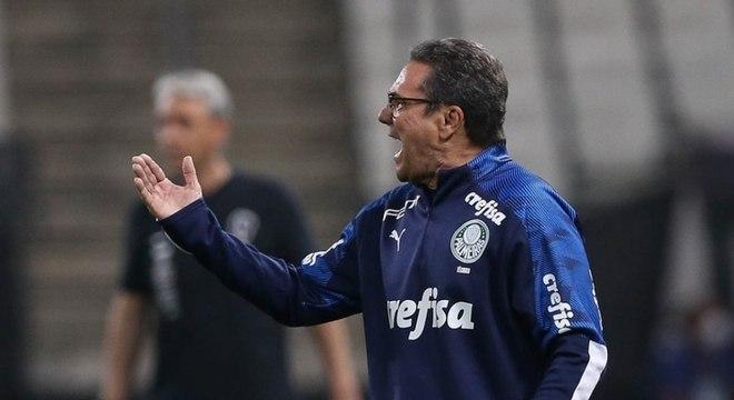 Luxemburgo ficou satisfeito com vitória do Palmeiras