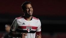 Veja os números da passagem de Daniel Alves pelo São Paulo