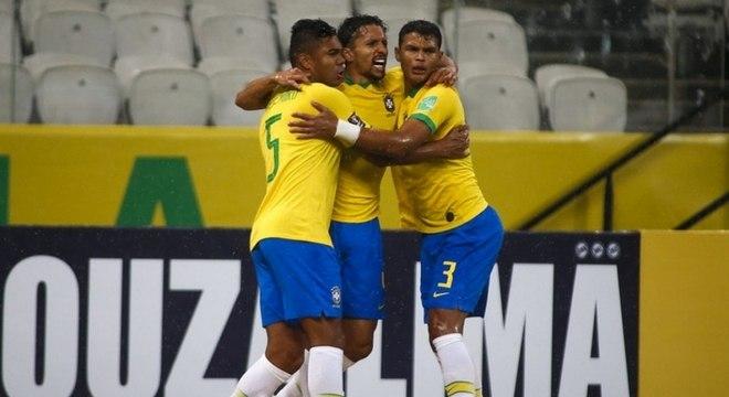 Brasil teve boa atuação convincente contra a Bolívia