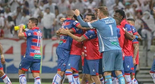Único gol do jogo saiu através de Wellington Paulista