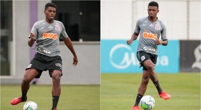 Jemerson e Jonathan Cafú são os reforços mais recentes do Corinthians