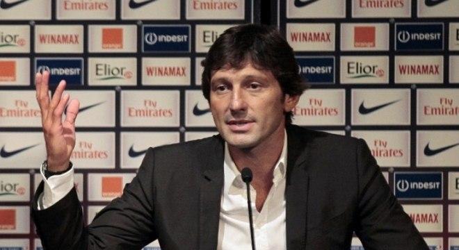 Leonardo quer ampliar o contrato das grandes estrelas do PSG