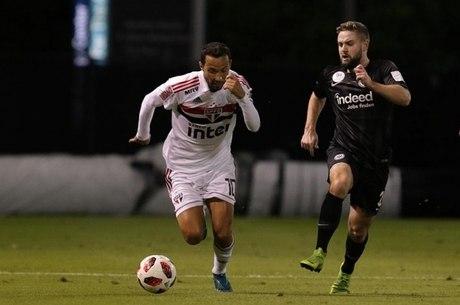 Nenê mudou ritmo do São Paulo na Florida Cup