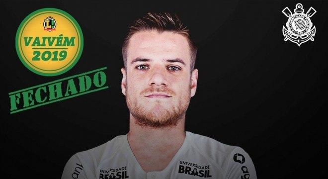 Ramiro é um dos reforços do Corinthians para a temporada de 2019