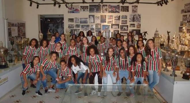 Time faz pré-temporada em Rio Bonito, no Rio de Janeiro