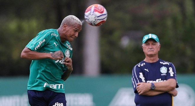 Atacante e treinador serão julgados pelo TJD-SP no final da tarde desta segunda