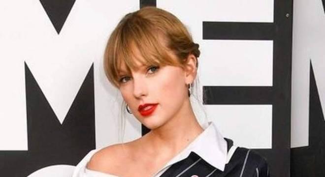 Taylor Swift está invicta em jogos do Corinthians quando lança álbuns novos