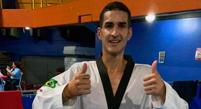 Netinho é esperança de medalha do Brasil nas Olimpíadas de Tóquio