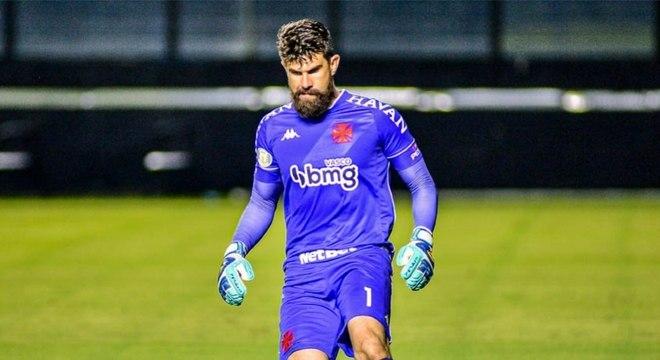 Fernando Miguel deixa o Vasco para seguir jogando a primeira divisão