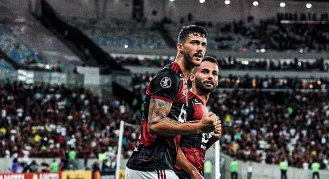 Gustavo Henrique deixou o Santos para jogar no Flamengo