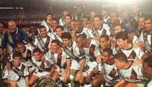 Justiça determina penhora do troféu da Libertadores do Vasco