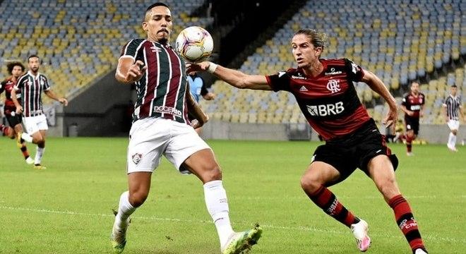 Flamengo e Fluminense começam a decidir o título do Carioca 2020