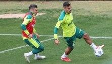 Palmeiras tem volta de Menino e inicia preparação para enfrentar o Atlético-MG